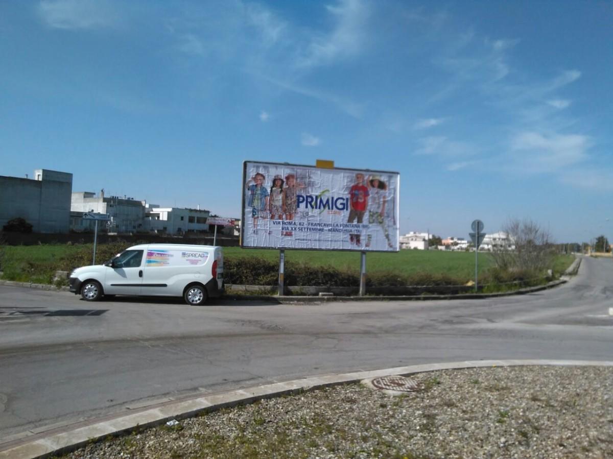 Affissioni Taranto 6×3