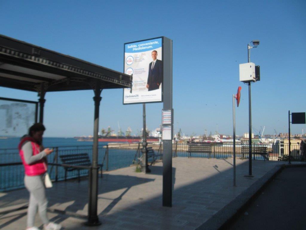 Paline fermate Bus Taranto