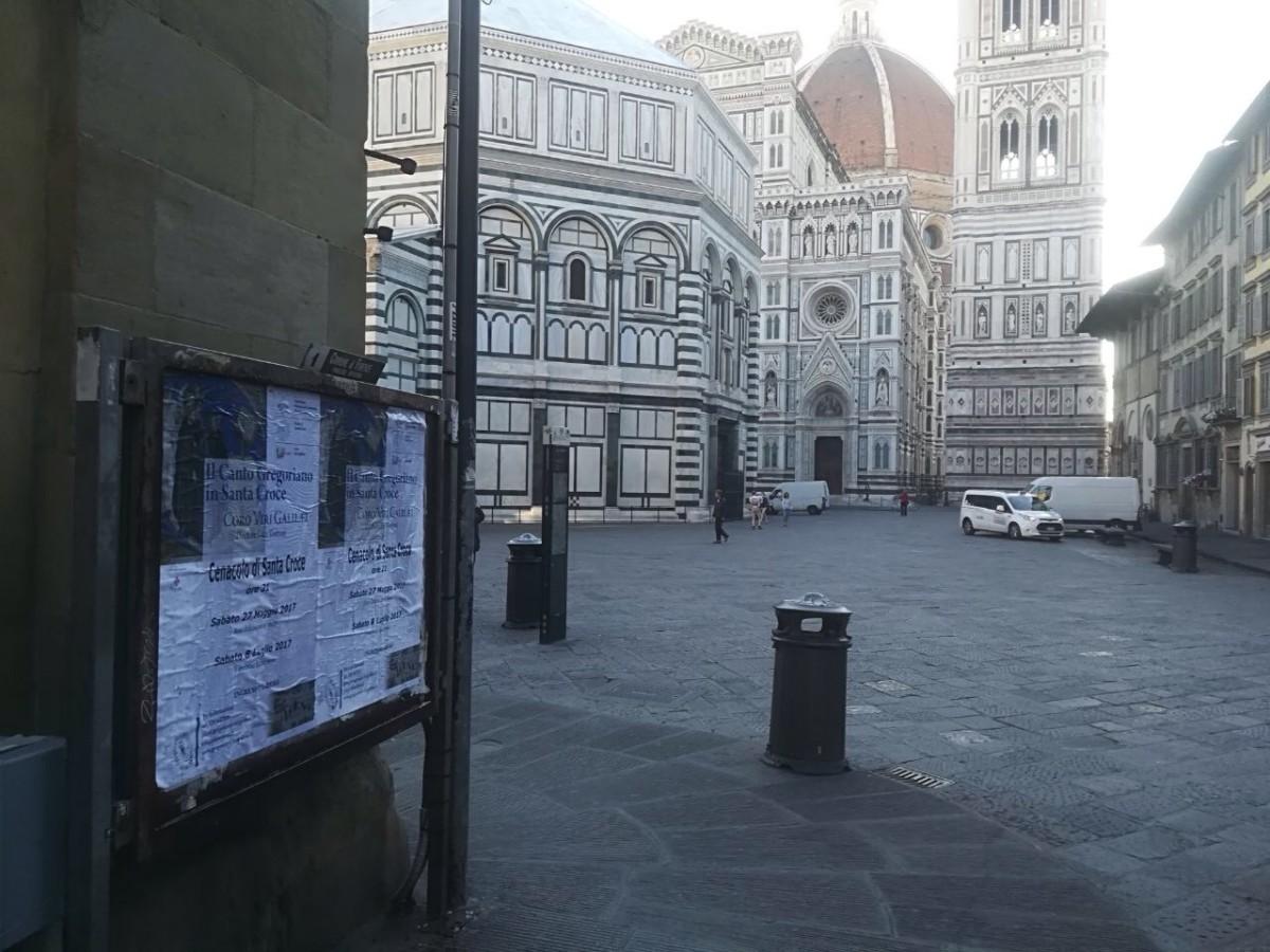 Affissioni Firenze