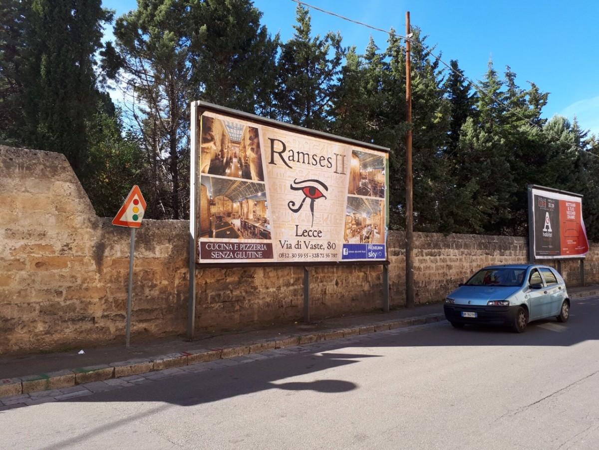Poster 6×3 e 4×3…Pianifica la tua campagna pubblicitaria