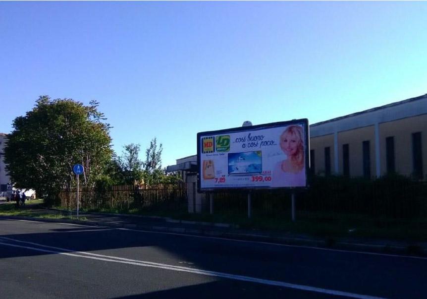 Affissioni 6×3 Cremona