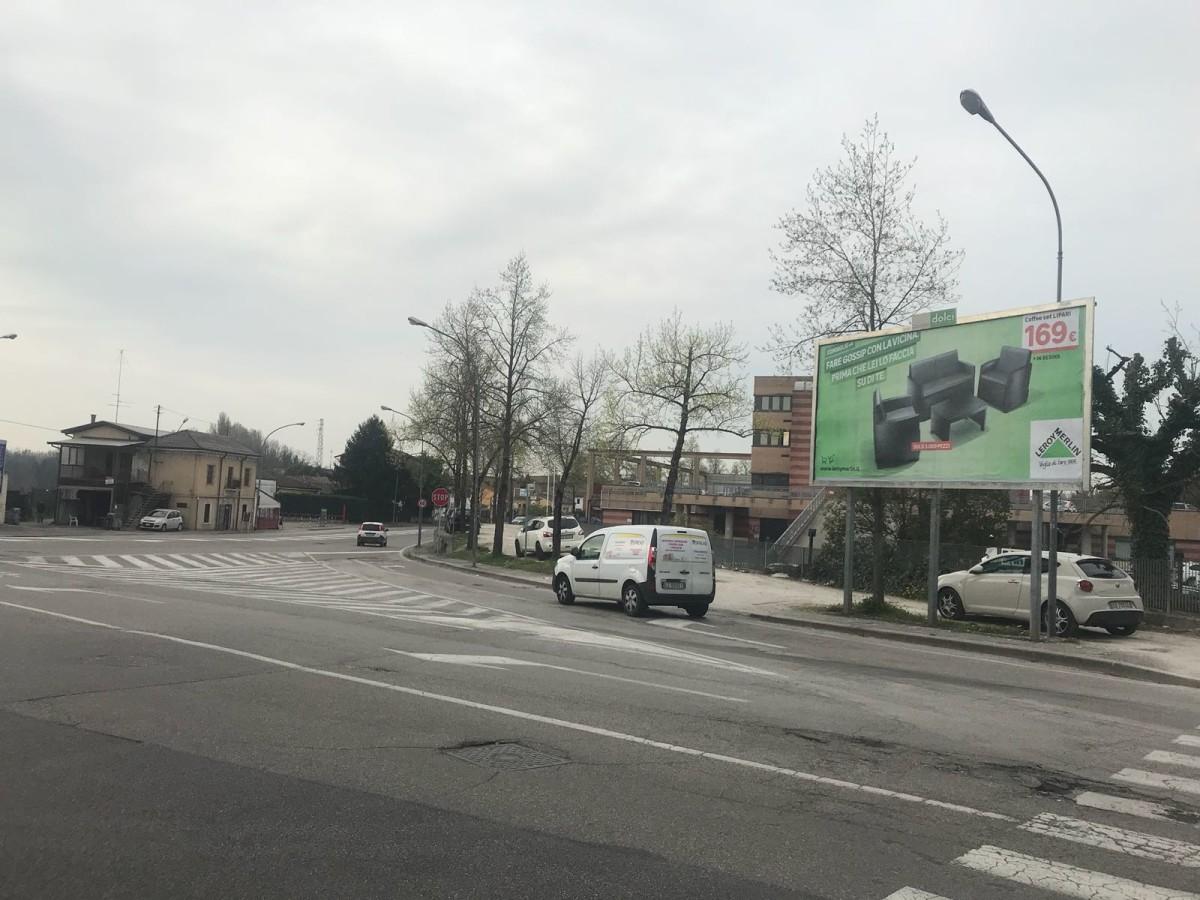 Affissioni 6×3 Verona