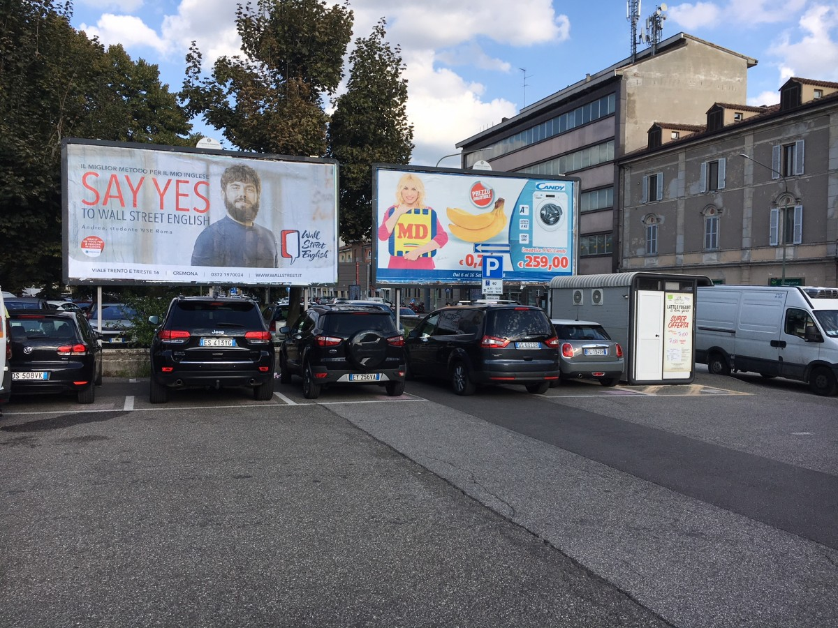 Poster 6×3 Cremona