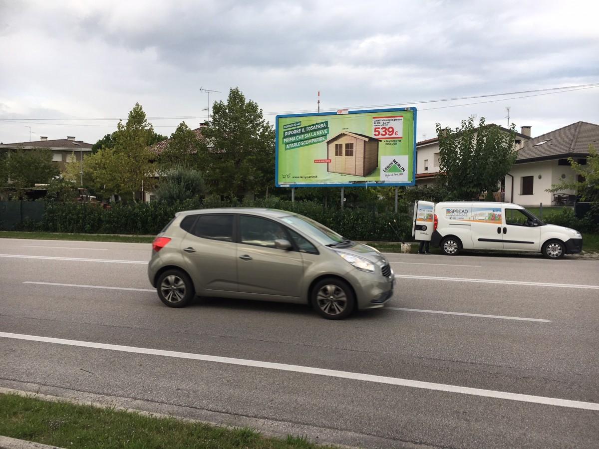 Poster 6×3 Udine