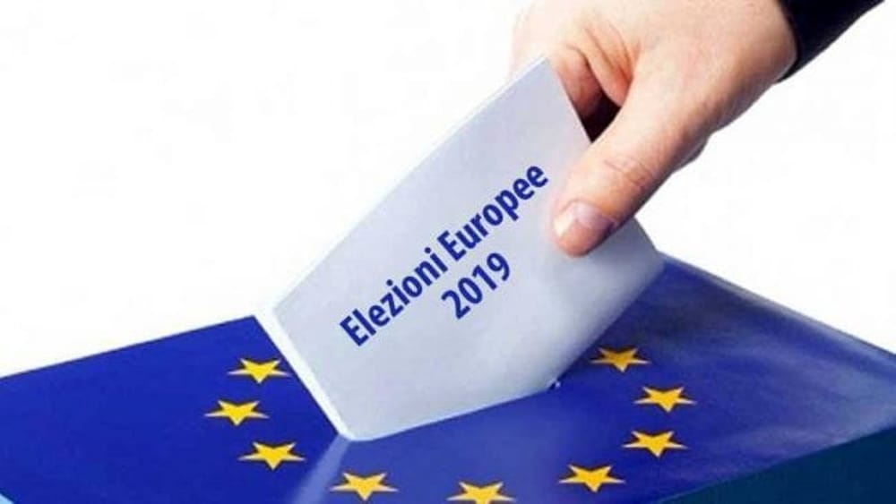 Affissione manifesti elettorali elezioni Europee 2019