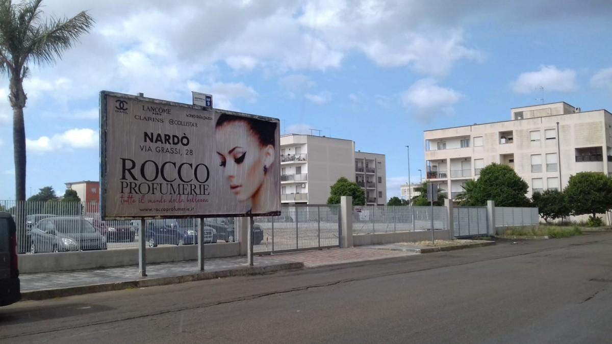 Affissioni 6×3 Nardò …Prenota il tuo impianto pubblicitario