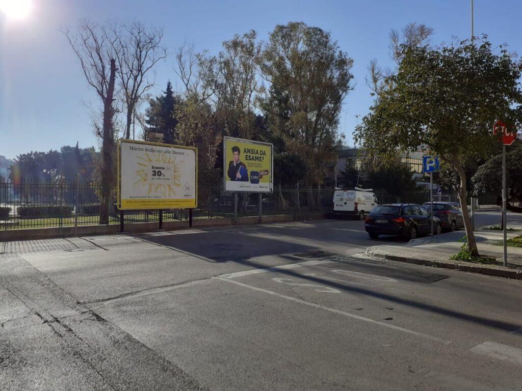 Affissioni Lecce via GianMatteo
