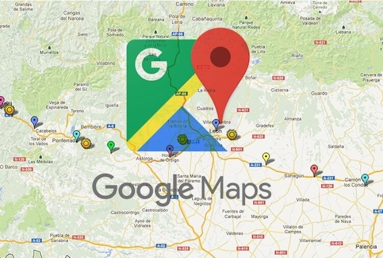Mappa impianti Pubblicitari