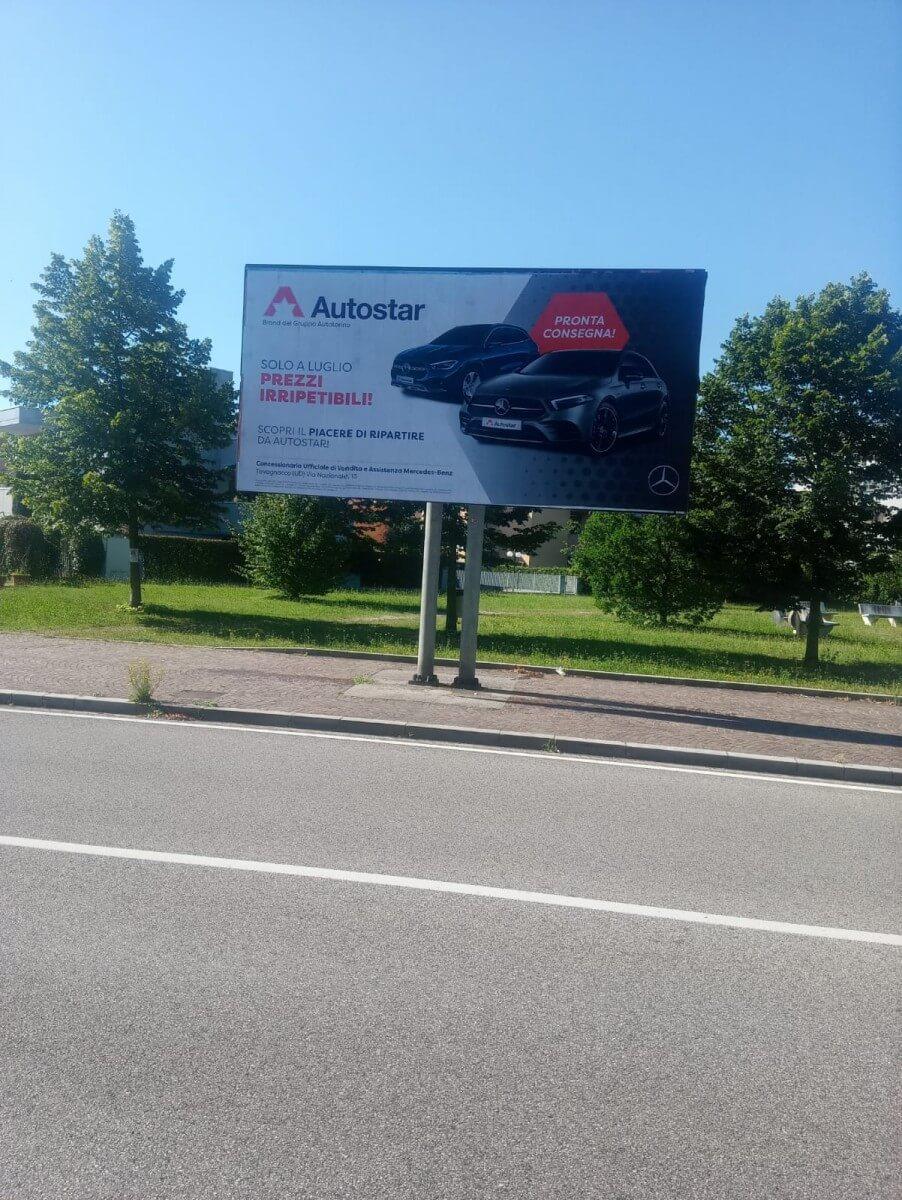 Affissioni comunali Udine