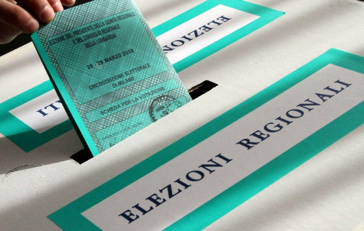 Affissioni elezioni regionali Toscana